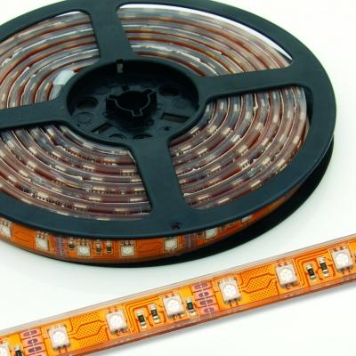 LED Ленти 5050 RGB - многоцветни