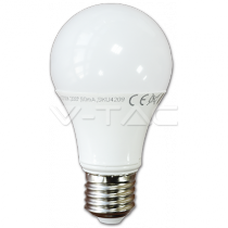 LED КРУШКА Е27 10W 6000K A60 V-TAC