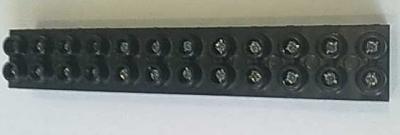 Лустер клеми - Лустер клема 2.50мм2 бакелит