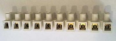 Лустер клеми - Лустер клема 16мм2 PVC