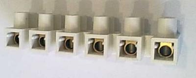 Лустер клеми - Лустер клема 25мм2 PVC