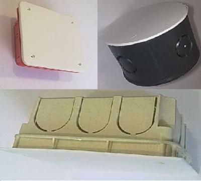 Конзоли и Разклонителни кутии - Разклонителни кутии за скрит монтаж