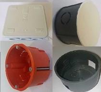 Електроматериали - Конзоли и Разклонителни кутии