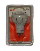 LED Лампа 7W GU10 220V 3000K EKO-LIGHT