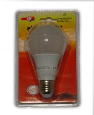 LED Лампа 9W E27 220V 3000K EKO-LIGHT