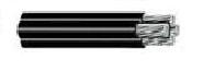 AL/R - проводник за въздушно окачване /ФРЕНСКИ/ - Френски кабел - AL/R 4x25.00