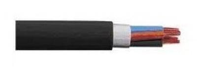 Силови за ниско напрежение - NYY -  силов кабел с медни тоководещи жила