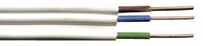 ПВВ-МБ1 - Мостов кабел - ПВВ-МБ1 3х1.00
