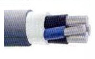 Силови за ниско напрежение - САВТТ-силов кабел тежък тип с алуминиеви тоководещи жила