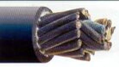 Гъвкави с каучукова изолация - ШКПСС