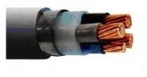 Силови за ниско напрежение - СВБТ-силов кабел с бронировка и медни тоководещи жила