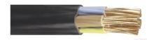 Силови за ниско напрежение - СВТ- силов кабел с медни тоководещи жила
