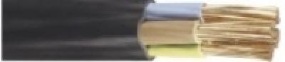 СВТ- силов кабел с медни тоководещи жила - Кабел СВТ 5х4.00