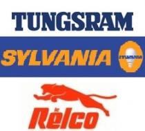 TUNGSRAM & SYLVANIA & RELCO