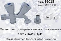 Канелки - Канелка Лекса CJMT 1130 с отклонение