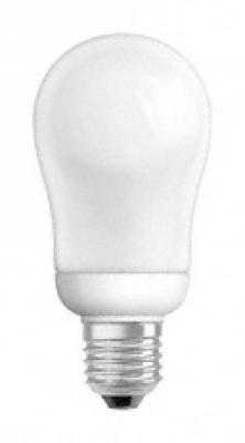 OSRAM - Енергоспестяваща лампа 11W E27 балонна OSRAM