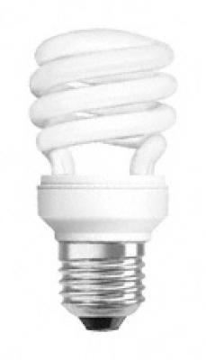 OSRAM - Енергоспестяваща лампа 11W E27 спирала OSRAM
