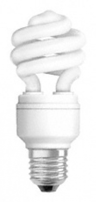 OSRAM - Енергоспестяваща лампа 13W E27 спирала OSRAM