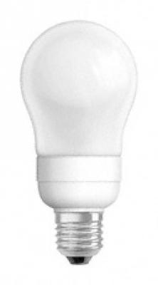 OSRAM - Енергоспестяваща лампа 15W E27 балонна OSRAM