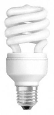 OSRAM - Енергоспестяваща лампа 18W E27 спирала OSRAM