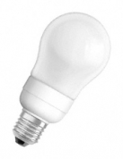 OSRAM - Енергоспестяваща лампа 20W E27 балонна OSRAM