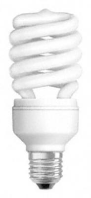 OSRAM - Енергоспестяваща лампа 23W E27 спирала OSRAM