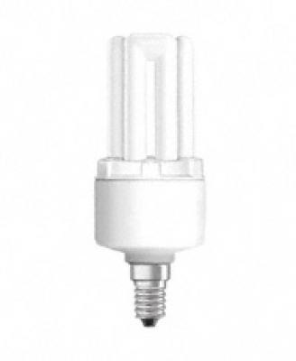 OSRAM - Енергоспестяваща лампа 8W E14 OSRAM