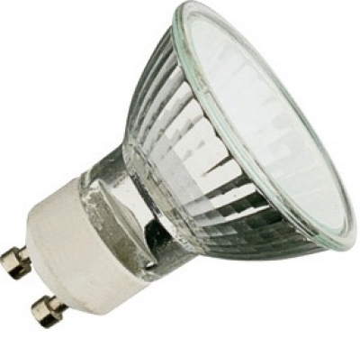 Дихроики - Халогенна лампа MR16 220V 35W SYLVANIA