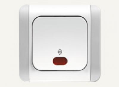 Карделен - Карделен ключ сх.6 + сигнал бял