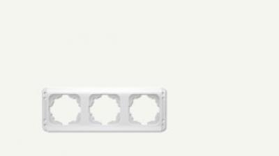 Карделен - Карделен рамка-3на бяла