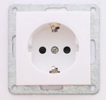 Лекса - LM60 модули бял - Лекса - LM60 бял контакт шуко