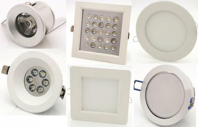 LED Луни за вграждане