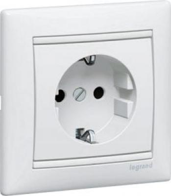 LEGRAND - LEGRAND VALENA бял