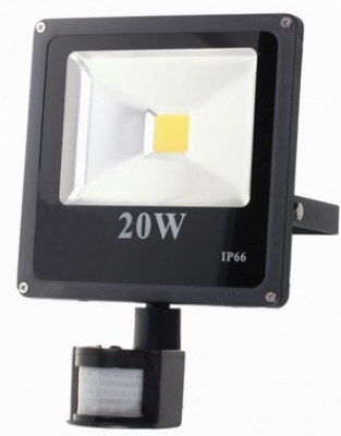 LED Прожектор 10W EKO-LIGHT СЪС СЕНЗОР