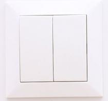 Лекса - LM60 Рамки - Лекса - LM60 рамка бяла