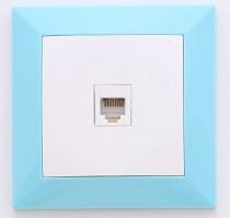 Лекса - LM60 Рамки - Лекса - LM60 рамка св. синя