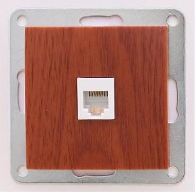 Лекса - LM60 модули дърво - Лекса - LM60 дърво RJ11 телефон