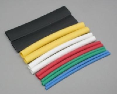Термосвиваеми тръби - Термосвиваем шлаух Ф2.4/1.2мм