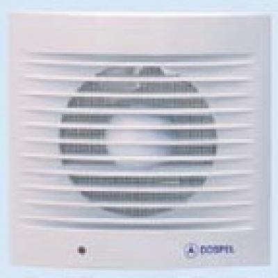 Вентилатори и решетки - Вентилатор DOSPEL STIL Ф120 SK С КЛАПА
