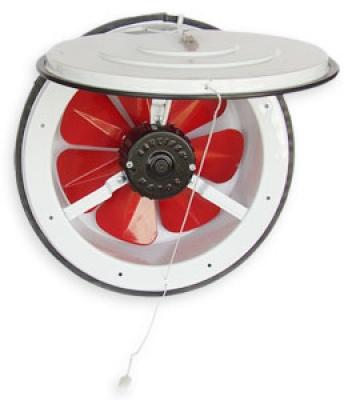 Вентилатори и решетки - Вентилатор ТЕХНИКС ВК-200
